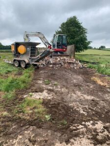 Crusher and Digger Hire